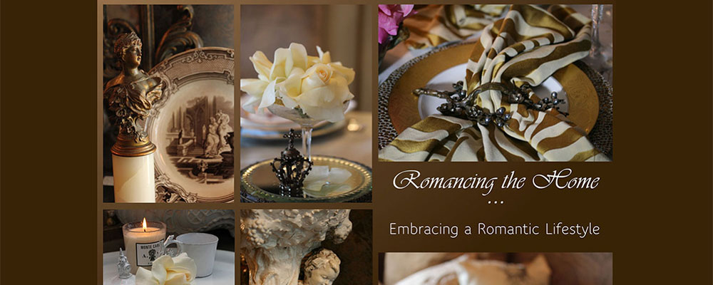 Romancing The Home Website